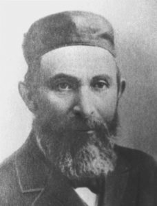 תמונה של אברהם משה לונץ