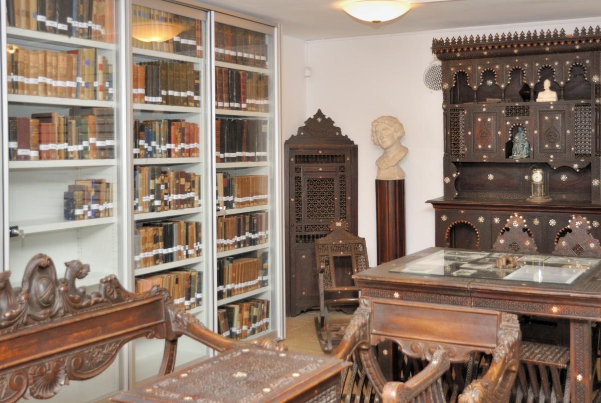 ספריית אליעזר בן יהודה - אחרי שיקום