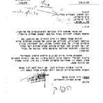 מכתב לכבוד ועד הלשון העברית בארץ ישראל