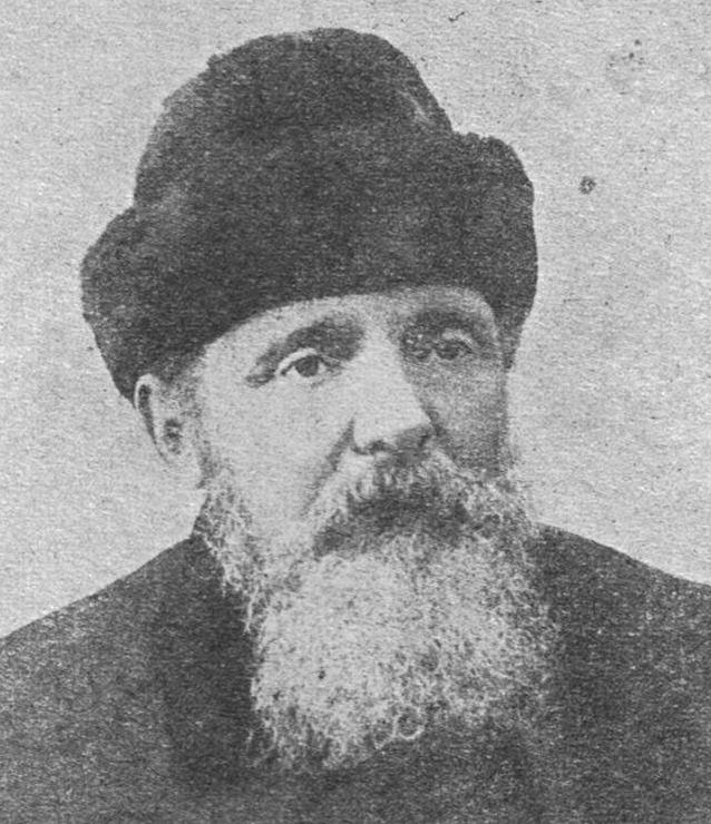 צילום בשחור לבן של יחיאל מיכל פינס