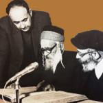 פרופסור שלמה מורג ומסרן