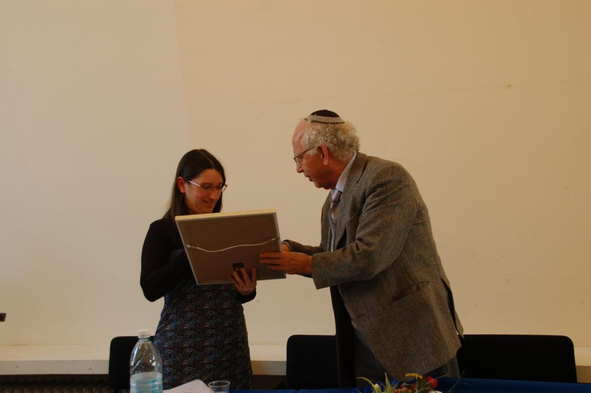 פרס לעובדי מחקר מצטיינים באקדמיה על שם עוזי רמון, תמר קציר