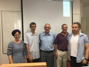 מרצים מטעם האקדמיה ללשון העברית