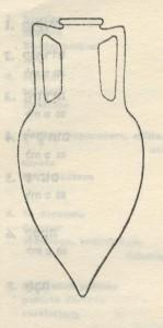 """קנקן (מתוך המילון למונחי הקדרות, ירושלים תש""""י)"""