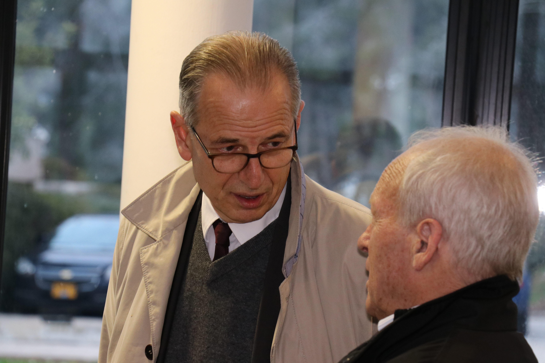 ריינהרט קראץ ואבי הורביץ