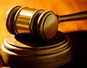 פטיש בית משפט