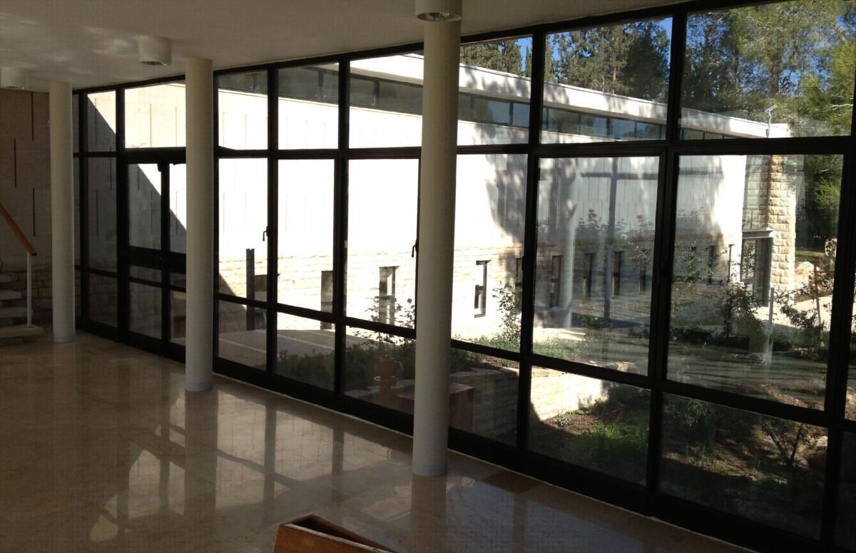 המבואה בבית האקדמיה ללשון העברית