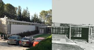 מבנה האקדמיה - אז והיום