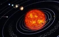 איור מערכת השמש